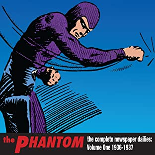 The Phantom: The Complete Dailies, Tome 1
