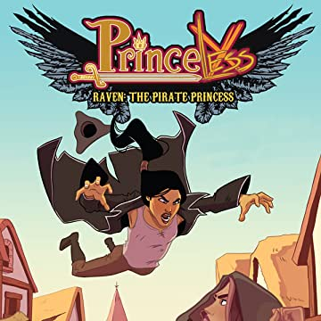 Princeless- Raven: The Pirate Princess