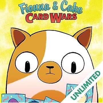 Adventure Time: Fionna & Cake Card Wars