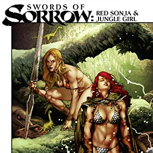 Swords of Sorrow: Red Sonja & Jungle Girl