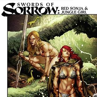 Swords of Sorrow: Red Sonja & Jungle Girl