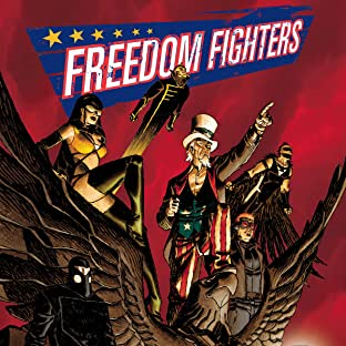 Freedom Fighters (2010-2011), Vol. 1