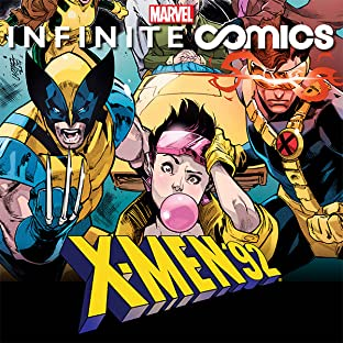 X-Men '92 Infinite Comic