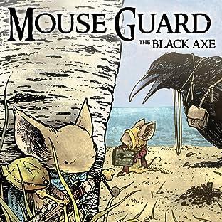 Mouse Guard: The Black Axe, Vol. 1