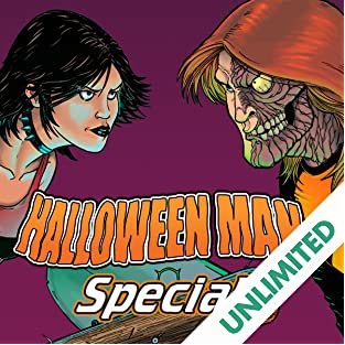 Halloween Man Specials