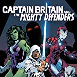 Captain Britain and the Mighty Defenders (2015)