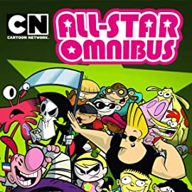 Cartoon Network All-Star Omnibus Digital Comics - Comics by
