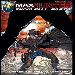 Max Hunter, Vol. 1: Snow Fall