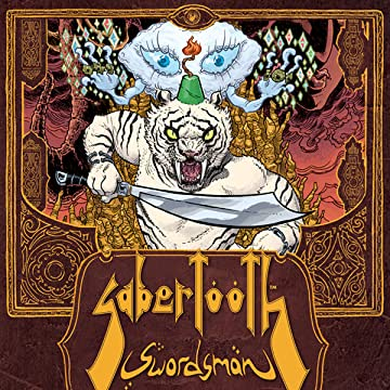 Sabertooth Swordsman