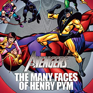 Avengers: The Many Faces of Henry Pym