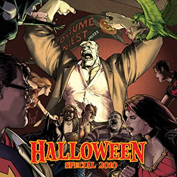 DCU Halloween Special