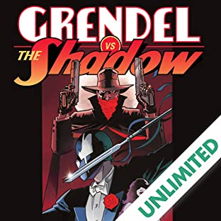 Grendel vs. The Shadow