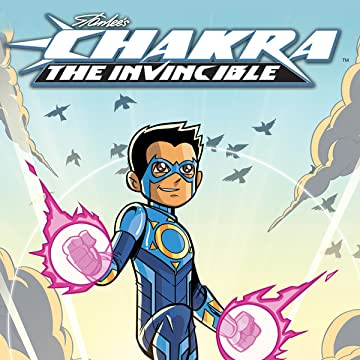 Stan Lee's Chakra The Invincible
