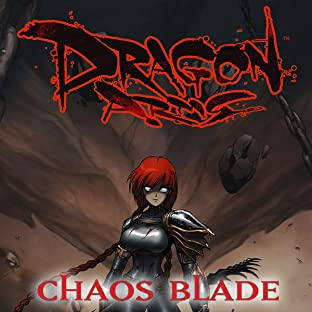 Dragon Arms Chaos Blade