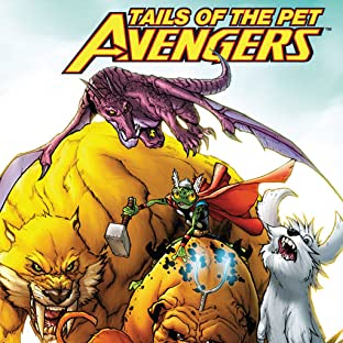 Tails of the Pet Avengers