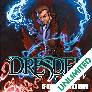 Jim Butcher's The Dresden Files: Fool Moon
