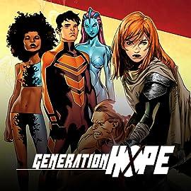 Generation Hope, Vol. 1