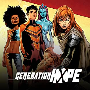 Generation Hope, Tome 1