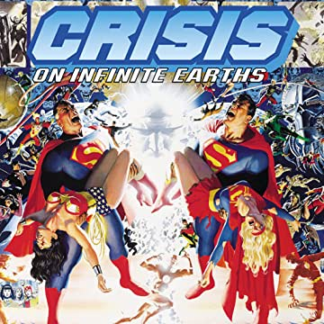 Image result for 'crisis on infinite earths'