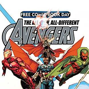 FCBD 2015: Avengers