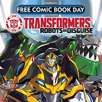 Transformers: Robots In Disguise Animated (2015-2016)
