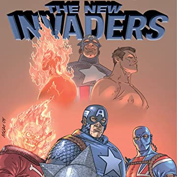 New Invaders (2004-2005)