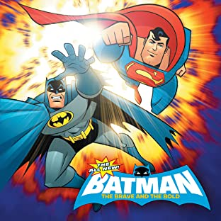 The All-New Batman: The Brave and the Bold