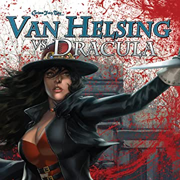 Van Helsing vs. Dracula