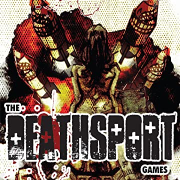 Roger Corman Presents: Deathsport Games (Bluewater)