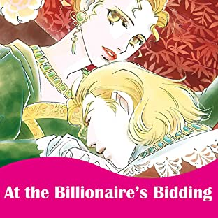 At the Billionaire's Bidding