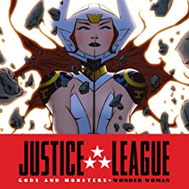 Justice League: Gods & Monsters - Wonder Woman (2015)