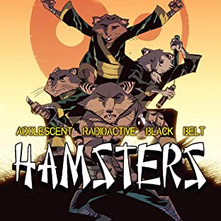 Adolescent Radioactive Black Belt Hamsters, Tome 1