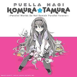 Puella Magi Homura Tamura