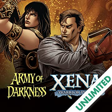 Army of Darkness/Xena: Warrior Princess: Why Not?