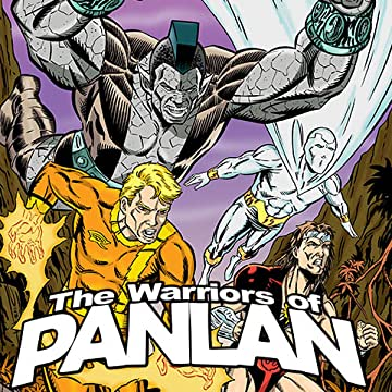 The Warriors of Panlan