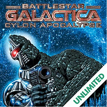Classic Battlestar Galactica: Cylon Apocalypse