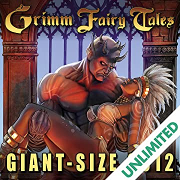Giant-size Grimm Fairy Tales