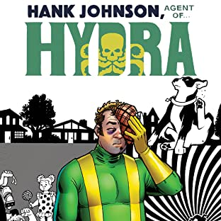 Hank Johnson: Agent of Hydra