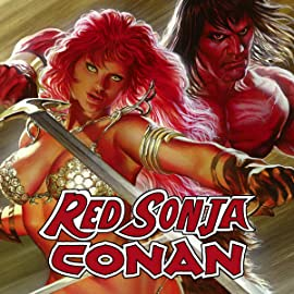 Red Sonja/Conan