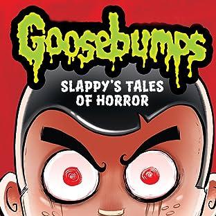 Goosebumps Graphix Full Color