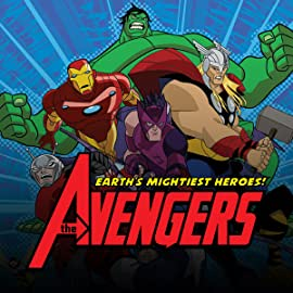 Avengers: Earth's Mightiest Heroes (2010)
