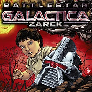 Battlestar Galactica: Zarek, Vol. 1