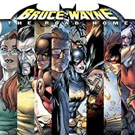 Bruce Wayne - The Road Home