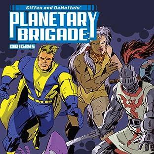 Planetary Brigade Origins