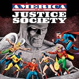 America Vs. The Justice Society (1985)