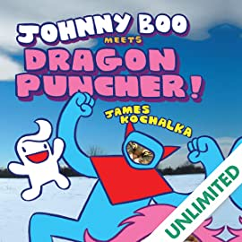 Johnny Boo Meets Dragon Puncher