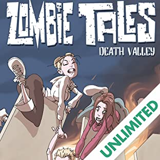 Zombie Tales: Death Valley, Vol. 3