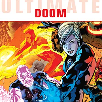 Ultimate Comics Doom