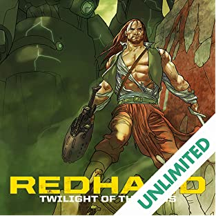 Redhand : Twilight of the Gods