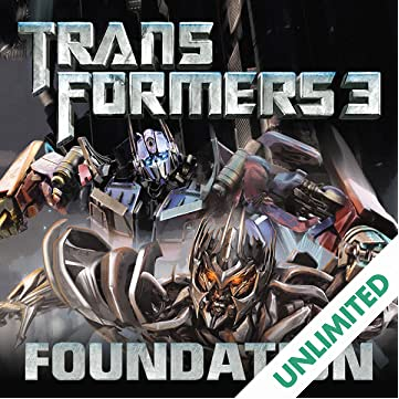 Transformers 3 Movie Prequel - Foundation
